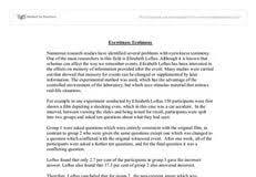 eyewitness report essay cambridge past papers for grade  eyewitness report essay