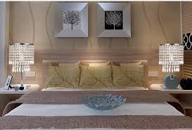 best bedroom lamps for nightstands inspirational 2018 chrome round crystal chandelier bedroom nightstand table