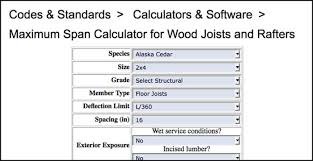 Online Calculators Help Cover Deck Load Requirements Fine
