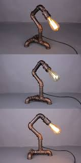 Water Lamps 25 Best Industrial Table Lamps Ideas On Pinterest Industrial