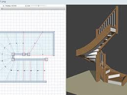StairDesigner 3d layout