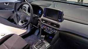 2018 hyundai kona price. wonderful price 2018 hyundai kona interior dashboard screen in hyundai kona price