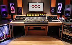 nice design home recording studio furniture