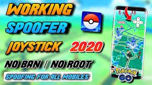 Pokemon GO Mod Apk v0.187.2 Hack Cheat 2020 (No Root, GPS Joystick) Android
