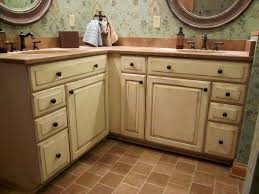 Painted Bathroom Cabinets Painting Bathroom Cabinets Koetter2 Nwtvua Zdhomeinteriorscom
