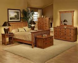 bedroom furniture beauteous bedroom furniture. Mission Style Poster Bed Wyatt Bedroom Furniture Set Beauteous  Sets E