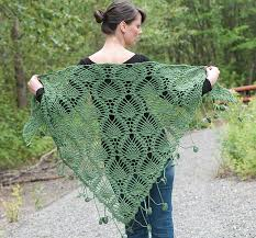 Free Shawl Crochet Patterns Adorable Crochet Patterns Galore Alpine Shawl