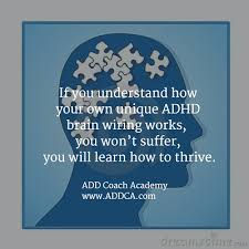 Adhd Quotes Awesome ADD Coach Academy Blog