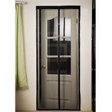 hands free magic mesh screen net door with magnets anti mosquito bug curtain com