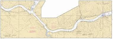 Snake River Lake Herbert G West Side B Marine Chart