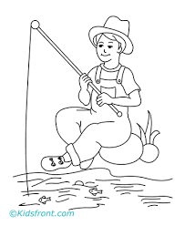 Small Picture Preschool fishing printable coloring pages Trials Ireland