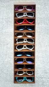 save this item for viewing later view larger image 12ct sunglasses display case storage holder organizer shelf glasses