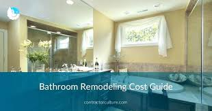 Bathroom Remodeling Cost Calculator Best Cost To Remodel Bathroom Calculator Calciumsolutions