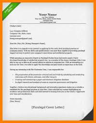 9 Cover Letter Paralegal By Nina Designs