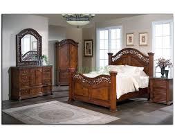 Poster Bedroom Furniture Set 114