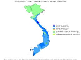Climate Of Vietnam Wikipedia