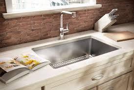 kitchen sinks with granite countertops kitchen sinks and faucets wonderful kraus kitchen sinks