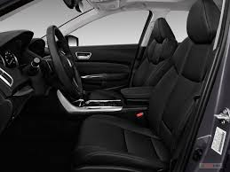 2019 acura tlx front seat