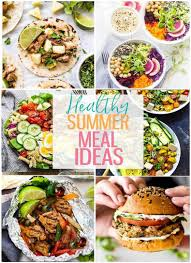 Light And Refreshing Dinner Ideas 18 Delicious Healthy Summer Recipes The Girl On Bloor