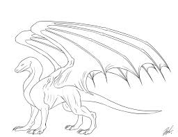 template of a dragon dragon template by cookiehalo on deviantart