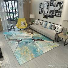 new design europe parlor carpets bedroom area rugs washable mat abstract rectangle carpet living room art decoration carpets canada 2019 from hmzsusan