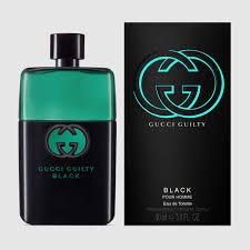 gucci quality. gucci guilty black 90ml eau de toilette detail 2 quality
