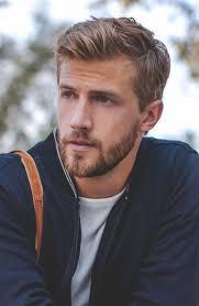 Coiffure Homme Blond Printemps été 2017 Coiffure Pour