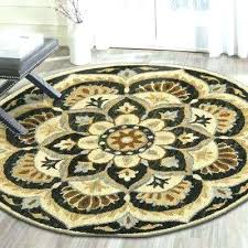 4 foot round area rugs 4 round area rugs rugs the home depot 4 ft round