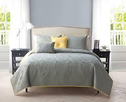 image of grey king size bedding sets