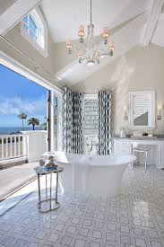 coastal style bath lighting. View In Gallery Beach Style Bathroom Flows Into The Private Balcony On One Side And Master Bedroom Coastal Bath Lighting N
