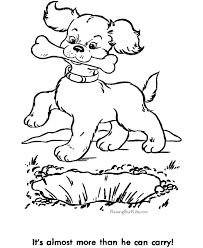 They were drawn by our super talented staff junior art director lilia, and she did an amazing job on them, don't you think?! Puppy Dog Sheet To Color Dog Pictures To Color Animal Coloring Pages Cinderella Coloring Pages