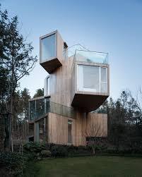 Tree House Architecture Qiyunshan Tree House Hotel In China By Bengo Studio