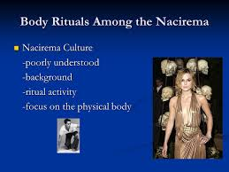 horace miner body ritual among the nacirema essay < college paper horace miner body ritual among the nacirema essay