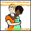 Bible verses agains interracial marriages