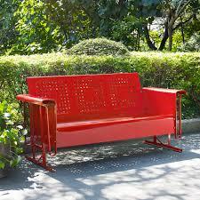 crosley furniture bates outdoor sofa