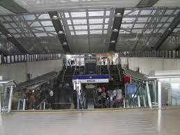 Grecia metro station
