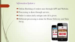 Order resume online dominos FC