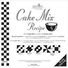 moda cake mix recipe cm5 cake mix recipe 5 10 99 each pack