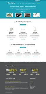 Clean Website Design Inspiration N3o Digital Digital Agency Web Design Company Uk
