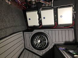 jl audio boat tower speakers furthermore wiring diagram for boat audio pair planetnautique forums wiring close finishing the install jl audio boat tower speakers furthermore wiring diagram for boat tower