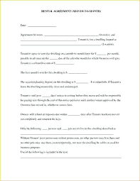 Real Estate Lease Agreement Template Rental And Form Printable ...