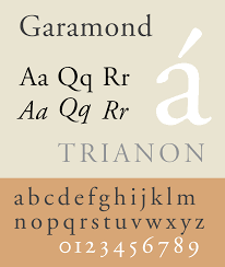 Download Garamond Adobe Garamond Font Free Download Free Fonts Garamond Is
