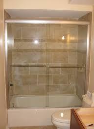 interesting bathtub doors trackless kohler shower bathroom glass frameless