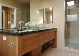 boston diagonal tile floor bathroom contemporary with glass shower doors metal toilet paper holders hydrangeas