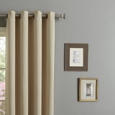 rhf blackout thermal insulated curtain antique bronze grommet top