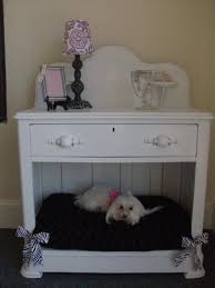 nightstand dog bed vintage night stand dog bed by backalleytreasure on