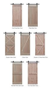 Making Barn Door Hardware For Knotty Alder Styles More Doors ...
