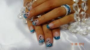 Gelové Nehty Inspirace č47 Magic Nails Gelové Nehty