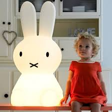 Mr Maria Xl Miffy Rabbit Lamp