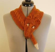 Ravelry Knitting Pattern Central Beauteous Ravelry Fox Scarf Pattern By Kitty Adventures